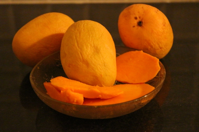 Mango in a Raita