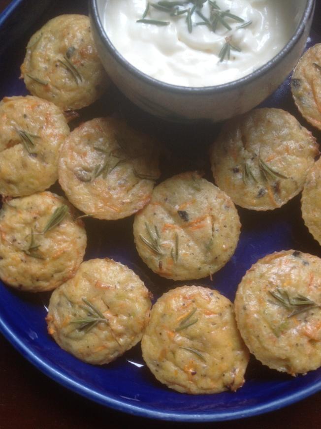 Savoury Muffins One
